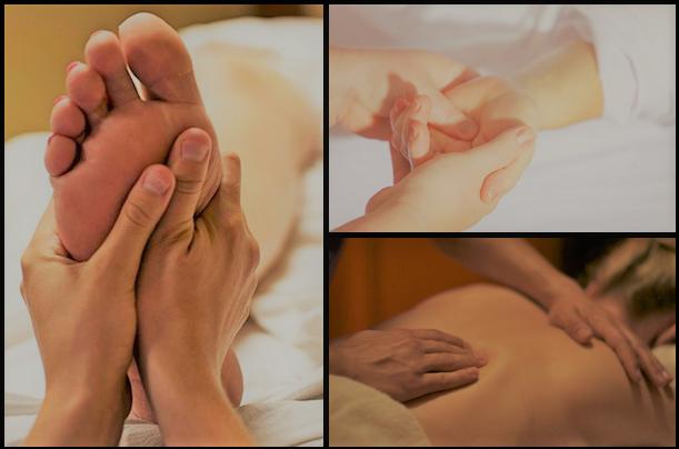 Massages segmentaires